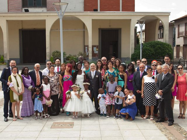 Il matrimonio di Giuseppe e Sylvia a Buscate, Milano 31