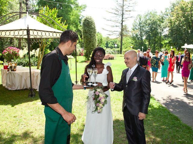 Il matrimonio di Giuseppe e Sylvia a Buscate, Milano 33