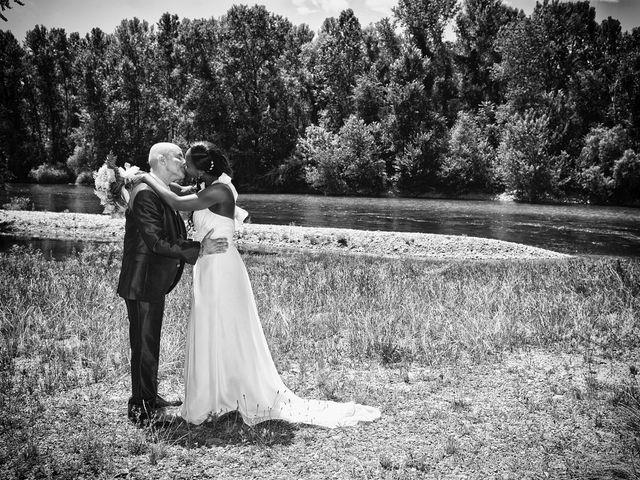 Il matrimonio di Giuseppe e Sylvia a Buscate, Milano 36