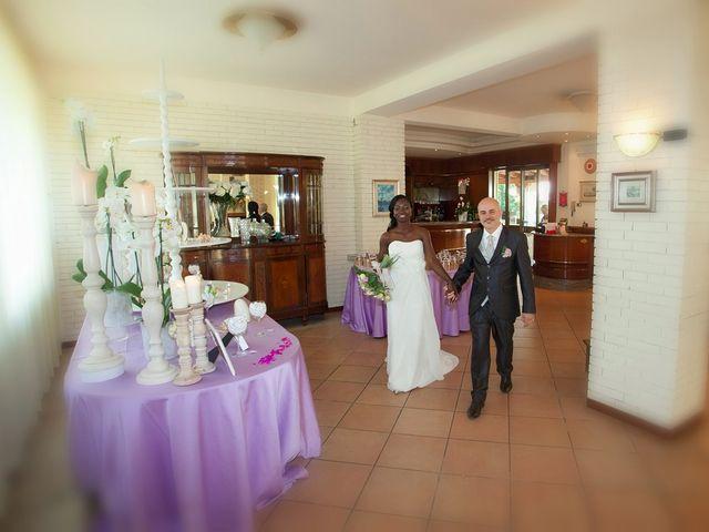 Il matrimonio di Giuseppe e Sylvia a Buscate, Milano 45