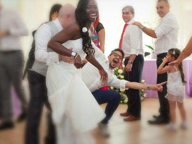 Il matrimonio di Giuseppe e Sylvia a Buscate, Milano 2