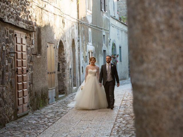 Le nozze di Luisa Stella e Gianluca