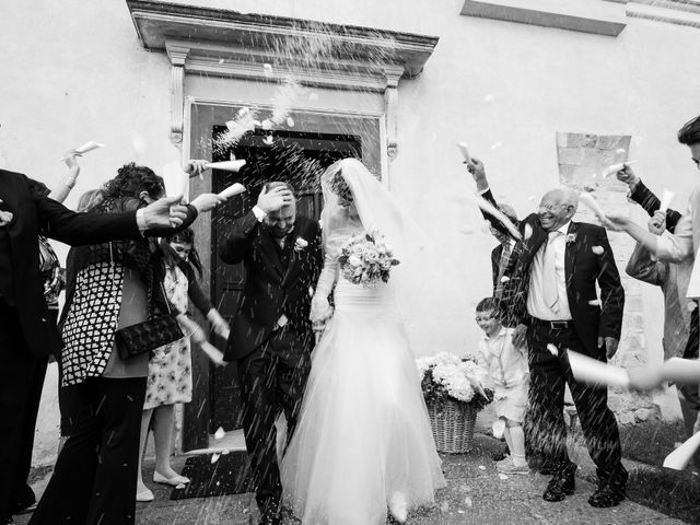 Le nozze di Manuela e Emanuele