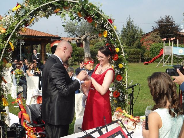 Il matrimonio di Diego e Susanna a Albano Sant'Alessandro, Bergamo 2