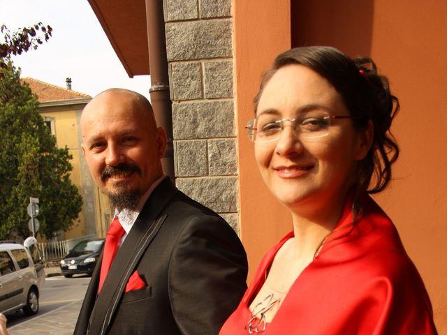 Il matrimonio di Diego e Susanna a Albano Sant'Alessandro, Bergamo 13
