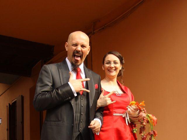 Il matrimonio di Diego e Susanna a Albano Sant'Alessandro, Bergamo 14