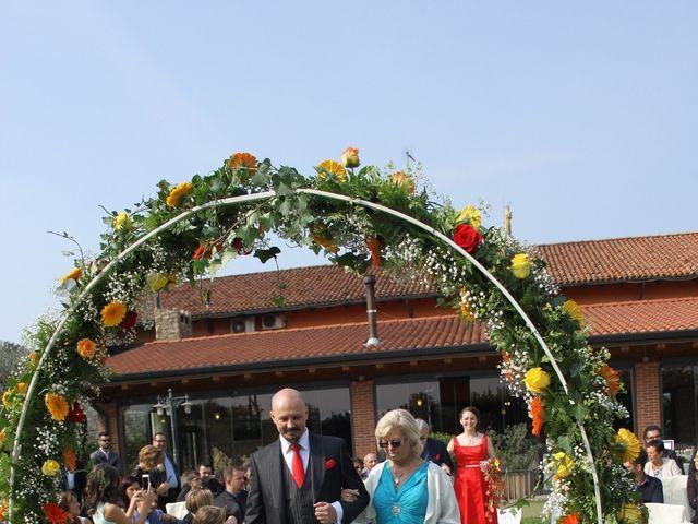 Il matrimonio di Diego e Susanna a Albano Sant'Alessandro, Bergamo 21