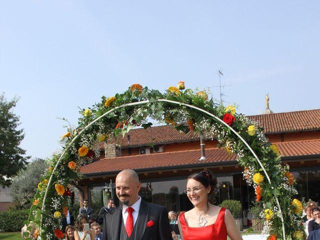 Il matrimonio di Diego e Susanna a Albano Sant'Alessandro, Bergamo 22