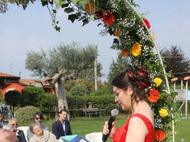 Il matrimonio di Diego e Susanna a Albano Sant'Alessandro, Bergamo 28