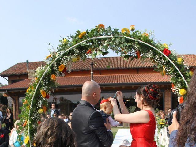 Il matrimonio di Diego e Susanna a Albano Sant'Alessandro, Bergamo 31