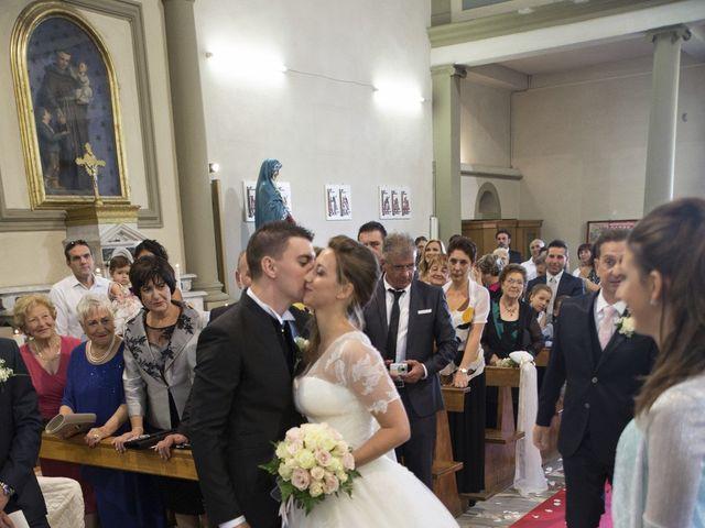 Il matrimonio di Nunzio e Elena a San Giuliano Terme, Pisa 9
