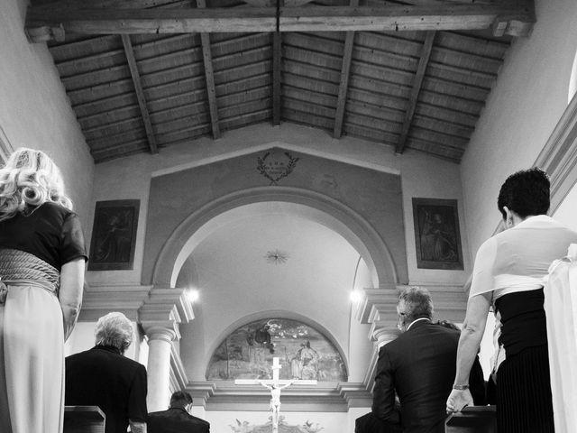 Il matrimonio di Nunzio e Elena a San Giuliano Terme, Pisa 10