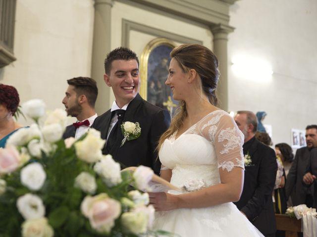 Il matrimonio di Nunzio e Elena a San Giuliano Terme, Pisa 11