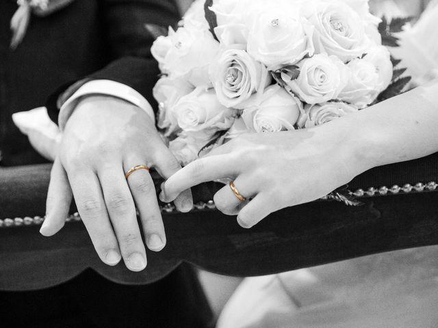 Il matrimonio di Nunzio e Elena a San Giuliano Terme, Pisa 13