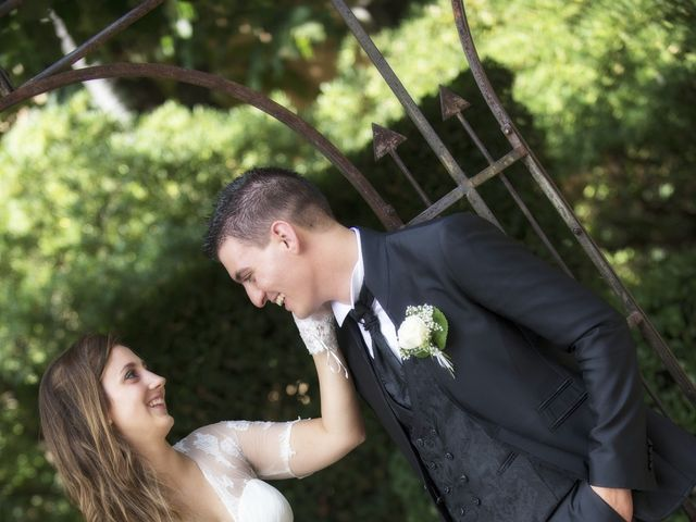 Il matrimonio di Nunzio e Elena a San Giuliano Terme, Pisa 15