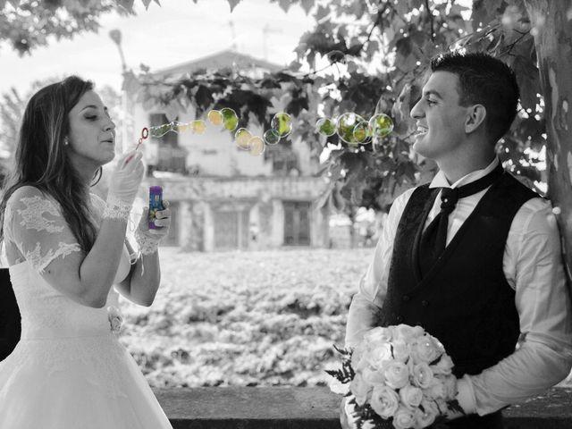 Il matrimonio di Nunzio e Elena a San Giuliano Terme, Pisa 17