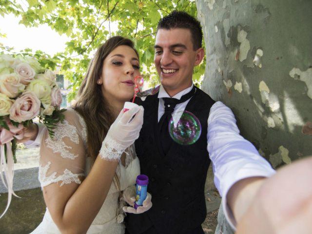 Il matrimonio di Nunzio e Elena a San Giuliano Terme, Pisa 1