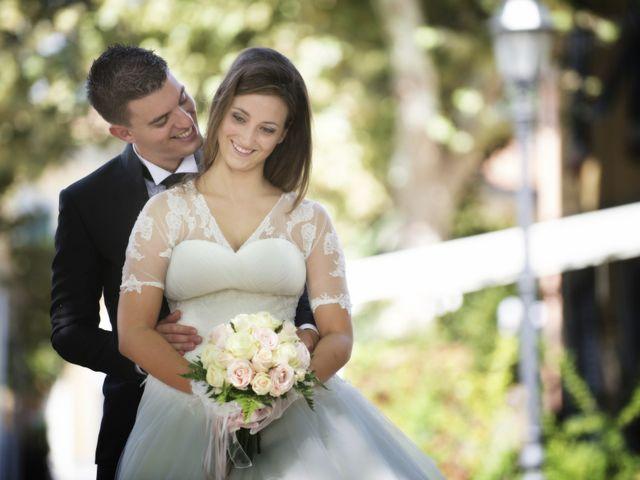 Il matrimonio di Nunzio e Elena a San Giuliano Terme, Pisa 2