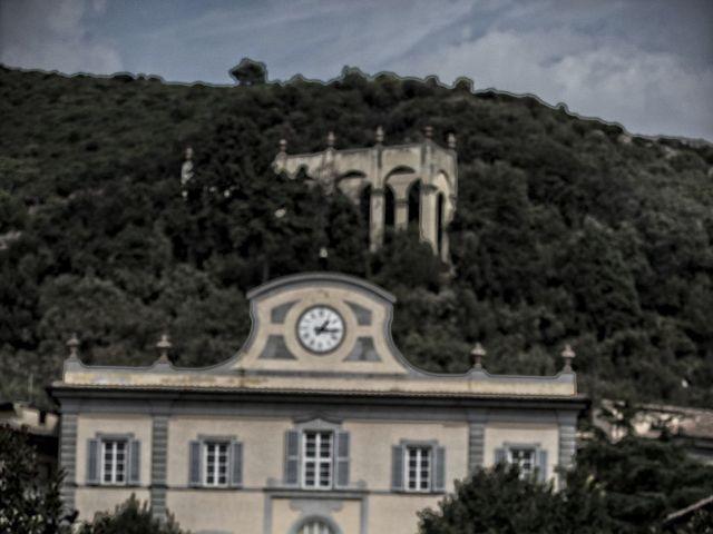 Il matrimonio di Nunzio e Elena a San Giuliano Terme, Pisa 19