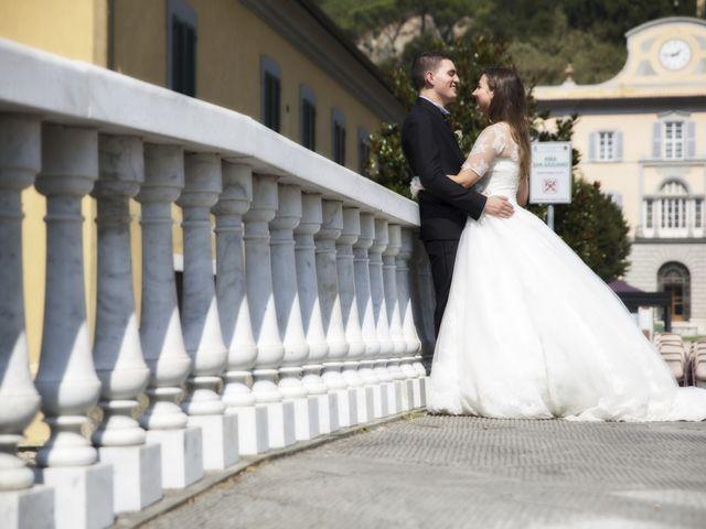 Il matrimonio di Nunzio e Elena a San Giuliano Terme, Pisa 20