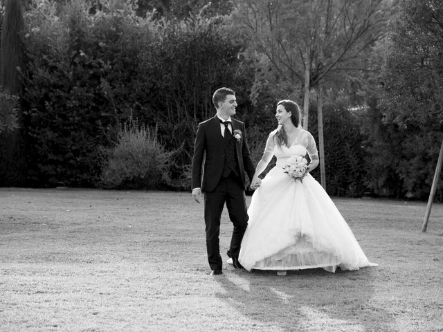 Il matrimonio di Nunzio e Elena a San Giuliano Terme, Pisa 23