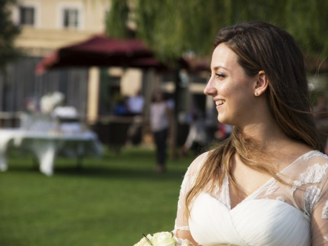 Il matrimonio di Nunzio e Elena a San Giuliano Terme, Pisa 24