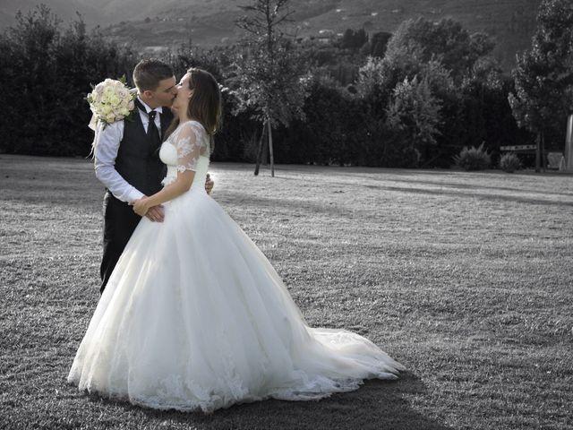 Il matrimonio di Nunzio e Elena a San Giuliano Terme, Pisa 26