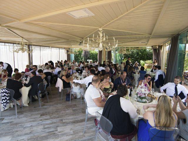 Il matrimonio di Nunzio e Elena a San Giuliano Terme, Pisa 32