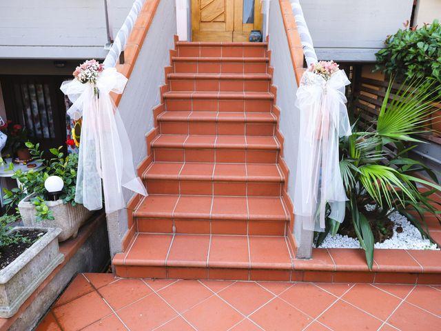 Il matrimonio di Federico e Daniela a Montecarlo, Lucca 3