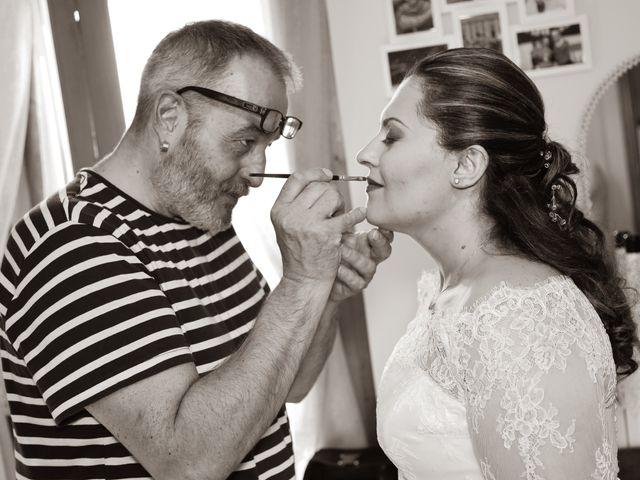 Il matrimonio di Federico e Daniela a Montecarlo, Lucca 20
