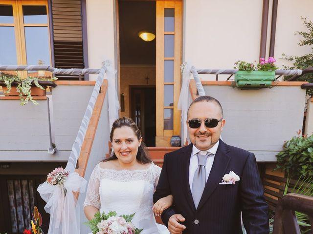 Il matrimonio di Federico e Daniela a Montecarlo, Lucca 30
