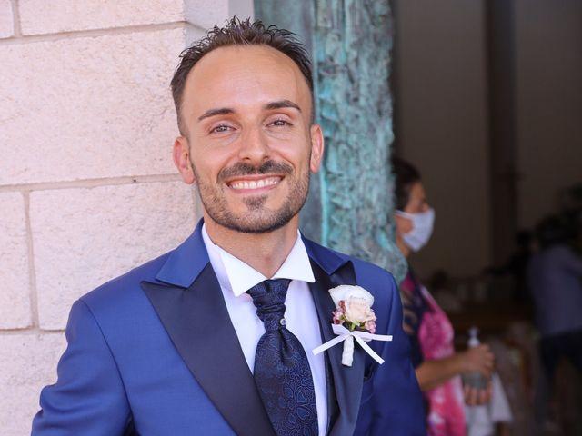 Il matrimonio di Federico e Daniela a Montecarlo, Lucca 35