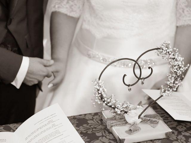 Il matrimonio di Federico e Daniela a Montecarlo, Lucca 41
