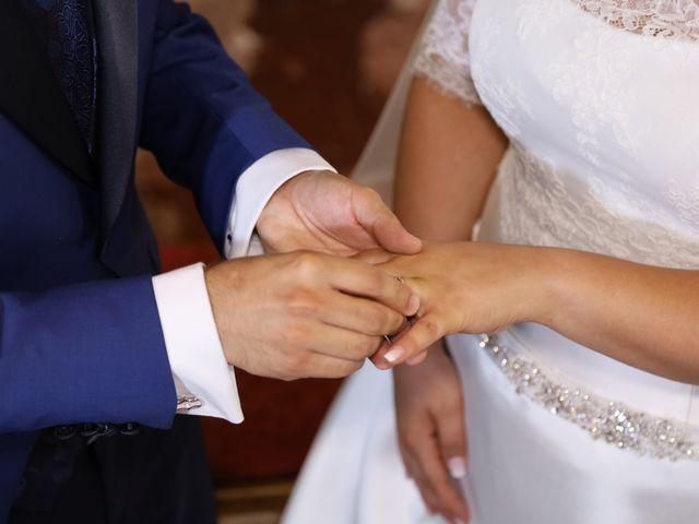 Il matrimonio di Federico e Daniela a Montecarlo, Lucca 43