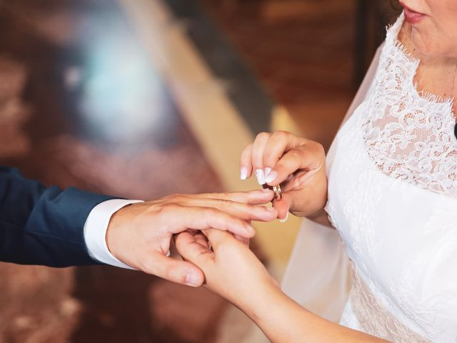 Il matrimonio di Federico e Daniela a Montecarlo, Lucca 44