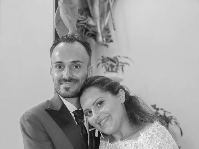 Il matrimonio di Federico e Daniela a Montecarlo, Lucca 48