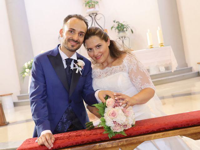 Il matrimonio di Federico e Daniela a Montecarlo, Lucca 49