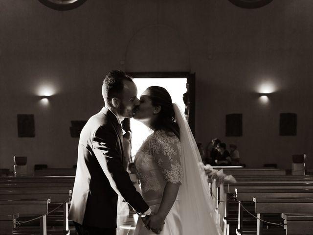 Il matrimonio di Federico e Daniela a Montecarlo, Lucca 50