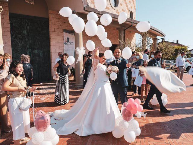 Il matrimonio di Federico e Daniela a Montecarlo, Lucca 53