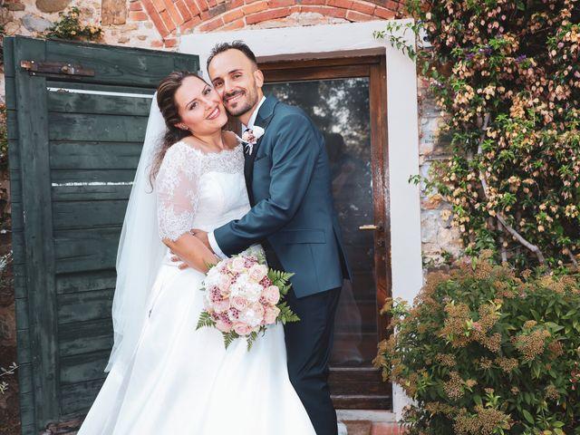 Il matrimonio di Federico e Daniela a Montecarlo, Lucca 54