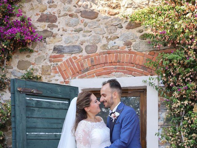 Il matrimonio di Federico e Daniela a Montecarlo, Lucca 55