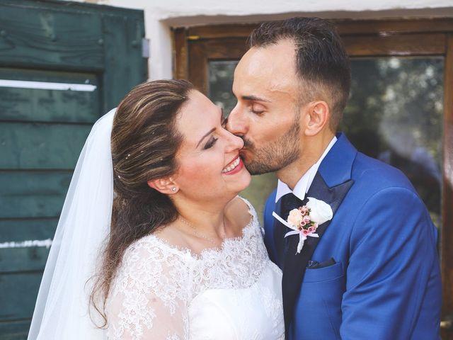 Il matrimonio di Federico e Daniela a Montecarlo, Lucca 56