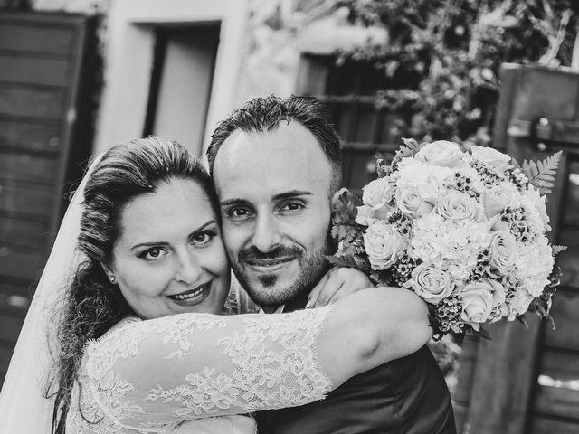 Il matrimonio di Federico e Daniela a Montecarlo, Lucca 57