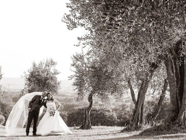 Il matrimonio di Federico e Daniela a Montecarlo, Lucca 59