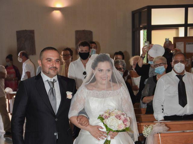 Il matrimonio di Federico e Daniela a Montecarlo, Lucca 72