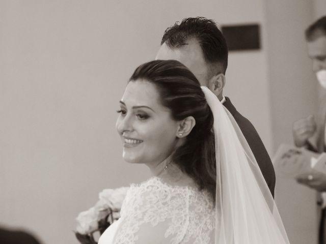 Il matrimonio di Federico e Daniela a Montecarlo, Lucca 73