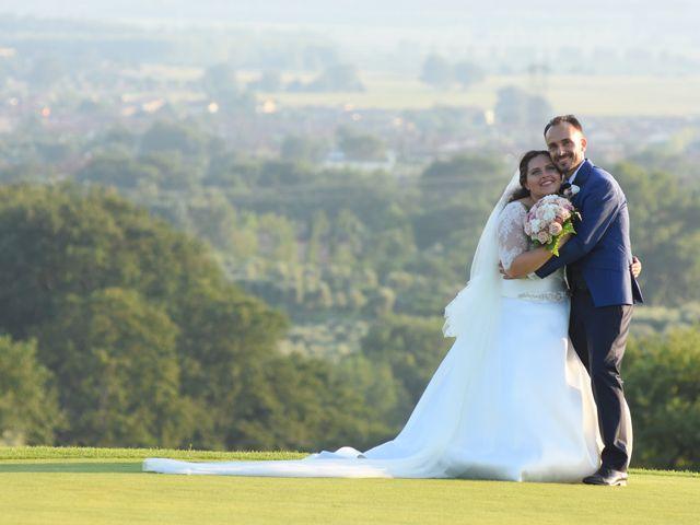 Il matrimonio di Federico e Daniela a Montecarlo, Lucca 79