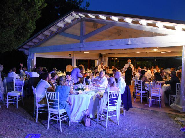 Il matrimonio di Federico e Daniela a Montecarlo, Lucca 91