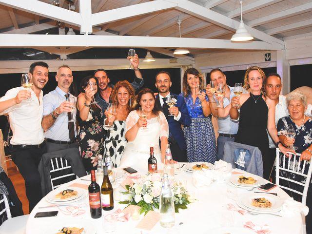 Il matrimonio di Federico e Daniela a Montecarlo, Lucca 92