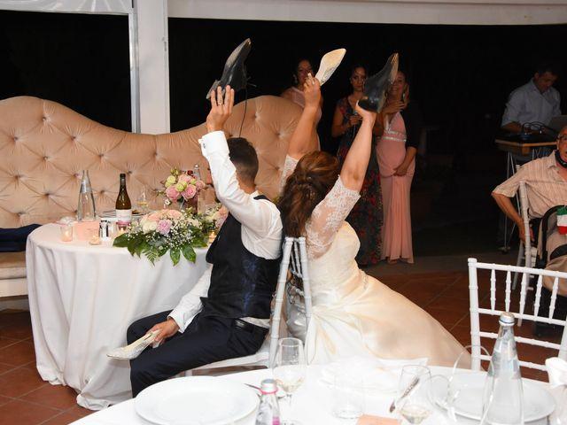 Il matrimonio di Federico e Daniela a Montecarlo, Lucca 93